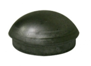 "DC233 - 2.33"" PLAIN DUST CAP"